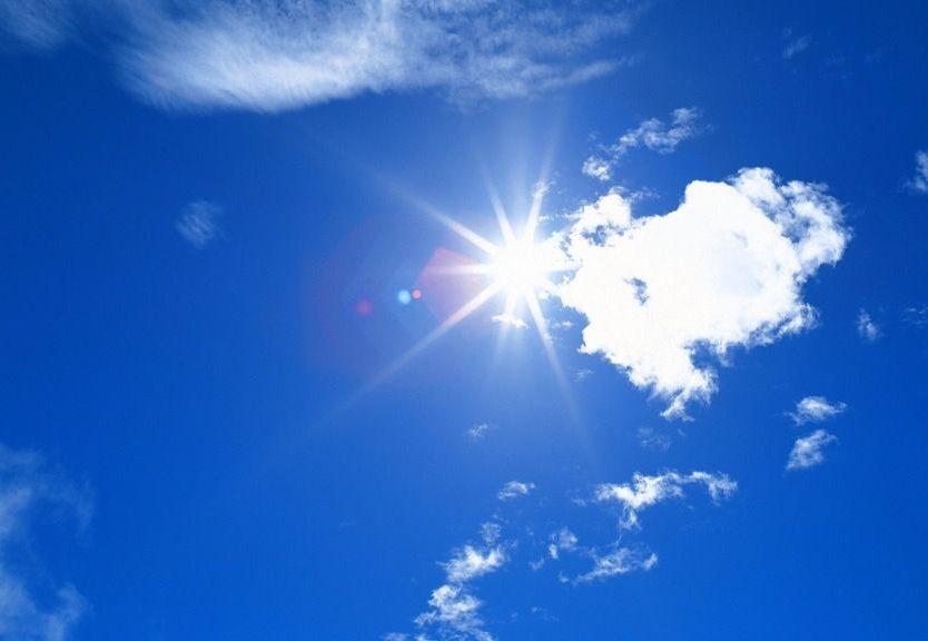 Condiciones de buen tiempo en Camagüey